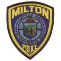 Milton Police Department, Massachusetts