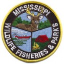 Game warden willie a shingler mississippi department of for Mississippi fish and game