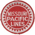 Missouri Pacific Railroad Police Department, Railroad Police