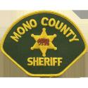 Mono County Sheriff's Office, California