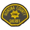 Monona County Sheriff's Department, Iowa