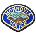 Monrovia Police Department, California