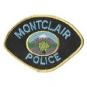 Montclair Police Department, California