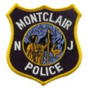 Montclair Police Department, New Jersey