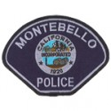Montebello Police Department, California