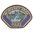 Monterey Park Police Department, California