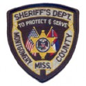 Montgomery County Sheriff's Office, Mississippi
