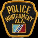 Montgomery Police Department, Alabama