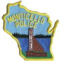 Monticello Police Department, Wisconsin