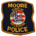 Moore Police Department, Oklahoma