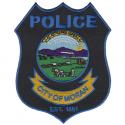 Moran Police Department, Kansas
