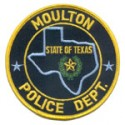 Moulton Police Department, Texas