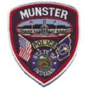 Munster Police Department, Indiana