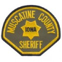 Muscatine County Sheriff's Department, Iowa
