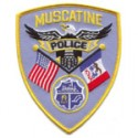 Muscatine Police Department, Iowa