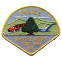 Myrtle Point Police Department, Oregon
