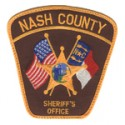 Nash County Sheriff's Office, North Carolina