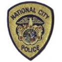 National City Police Department, California