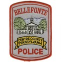 Bellefonte Borough Police Department, Pennsylvania