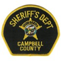 Campbell County Sheriff's Office, South Dakota
