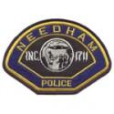Needham Police Department, Massachusetts