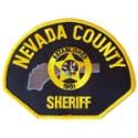 Nevada County Sheriff's Office, California