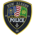 New Albany Police Department, Indiana