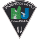 New Jersey Divison of Fish and Wildlife, New Jersey