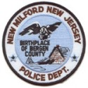 New Milford Police Department, New Jersey