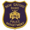 New Oxford Borough Police Department, Pennsylvania