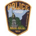 New Ulm Police Department, Minnesota
