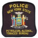 New York State Office of Tax Enforcement - Petroleum, Alcohol and Tobacco Bureau, New York