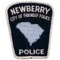 Newberry Police Department, South Carolina
