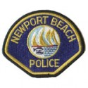 Newport Beach Police Department, California