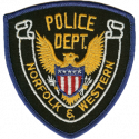 Norfolk and Western Railroad Police Department, Railroad Police