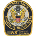 Norfolk Southern Railroad Police Department, Railroad Police