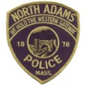 North Adams Police Department, Massachusetts