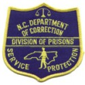 North Carolina Department of Public Safety - Division of Adult Correction, North Carolina