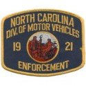 North Carolina Division of Motor Vehicles Enforcement Section, North Carolina