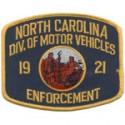 North Carolina Division of Motor Vehicles Enforcement Section, North Carolina