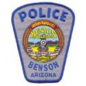 Benson Police Department, Arizona