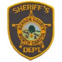 Benson County Sheriff's Department, North Dakota