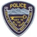 North Wilkesboro Police Department, North Carolina