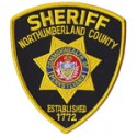 Northumberland County Sheriff's Office, Pennsylvania
