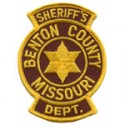 Benton County Sheriff's Department, Missouri