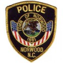 Norwood Police Department, North Carolina