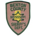 Benton County Sheriff's Department, Mississippi