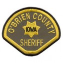 O'Brien County Sheriff's Department, Iowa