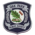 Oak Park Department of Public Safety, Michigan