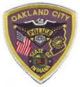 Oakland City Police Department, Indiana